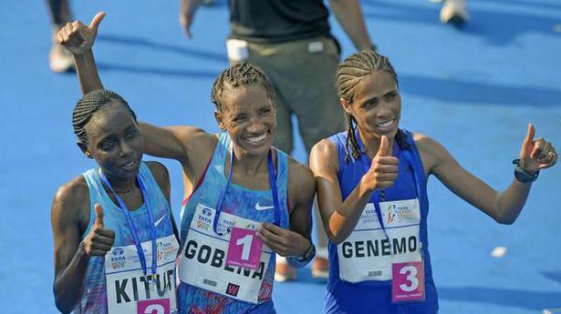 2018 Mumbai Marathon: double triumph for Ethiopian runners