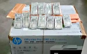 23-year-old held for printing counterfeit currency at home