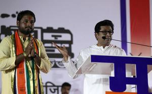 Not after power, but Opposition: Raj Thackeray