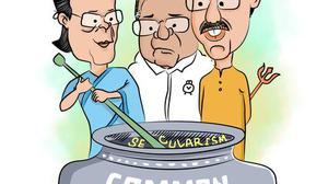 Shiv Sena-NCP-Congress' common minimum programme has something for everyone
