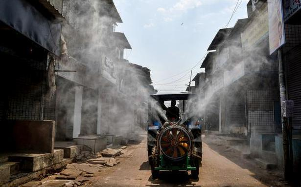 Coronavirus outbreak | Two more positive cases from Dharavi