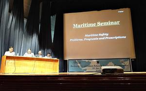 'Ensuring safety of seafarers crucial in evolving maritime sector'