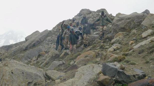 Badlapur resident on Himachal trek dies
