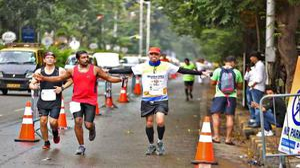 Cancer survivor runs 74 km in Mumbai Ultra marathon