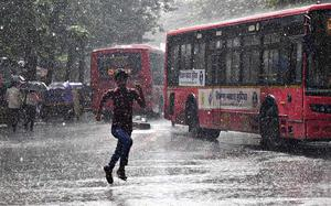 No heavy showers in city for next 10 days: Skymet