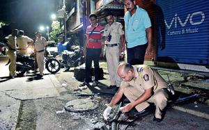 History-sheeter attacked in Thane