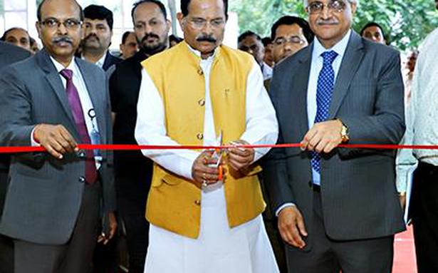 Minister opens BEL's new facility in Navi Mumbai - The Hindu