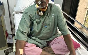 Mahul resident survives double surgery