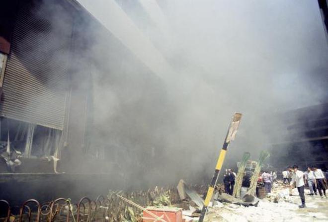 1993 Mumbai Serial Blasts Accused Ahmed Mohammed Lambu Arrested by Gujrat ATS