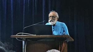 Prof. Anil Sadgopal wins TIFR award