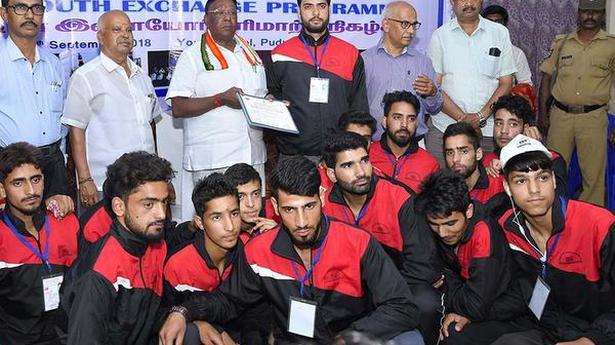 Youth exchange programme held