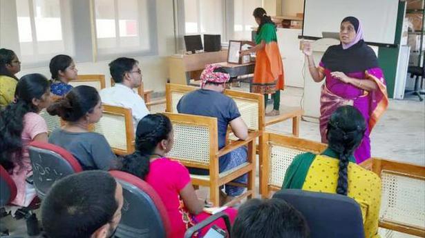 Pondicherry varsity celebrates National Education Day - The Hindu