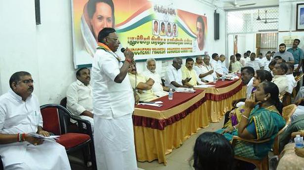 Do not favour pardoning Rajiv case convicts, says Narayanasamy