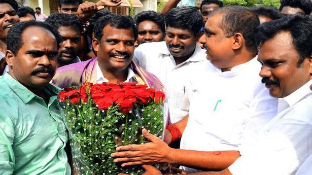 Namassivayam's aide is Youth Congress chief