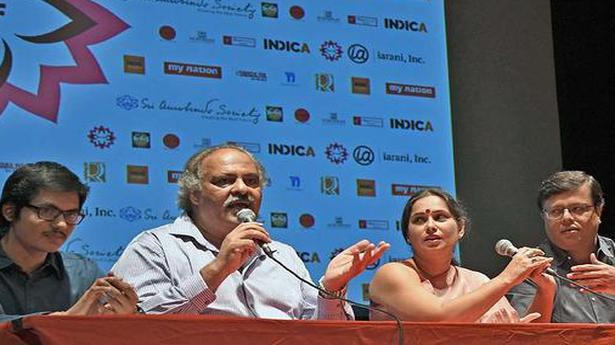 Smriti Irani to open Pondy Lit Fest
