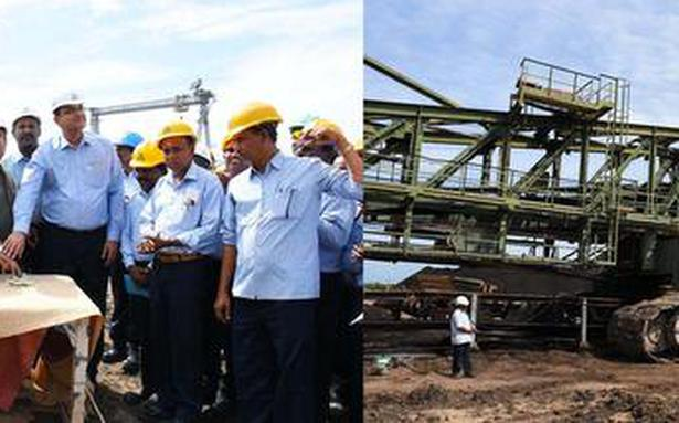 NLCIL commissions new conveyor