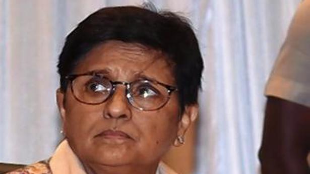 Kiran Bedi returns CM's letter saying it was 'rude'