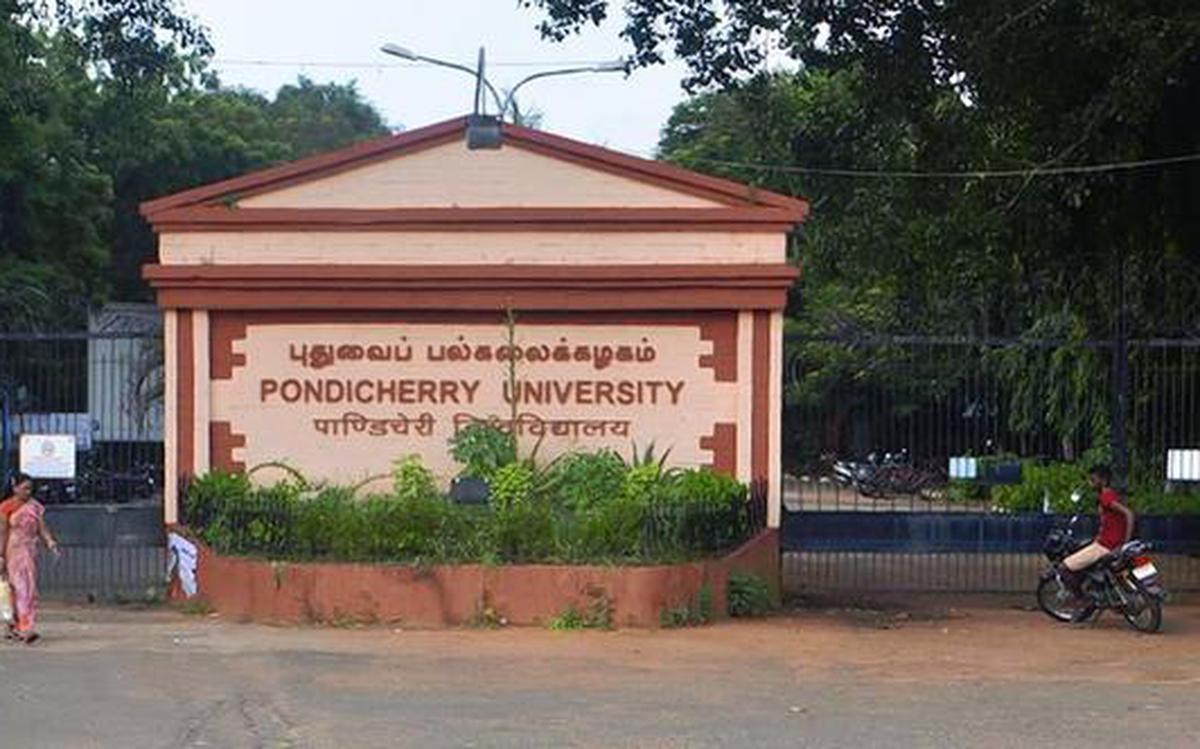 Pondicherry University Teams Up With U S Firm Corning The Hindu