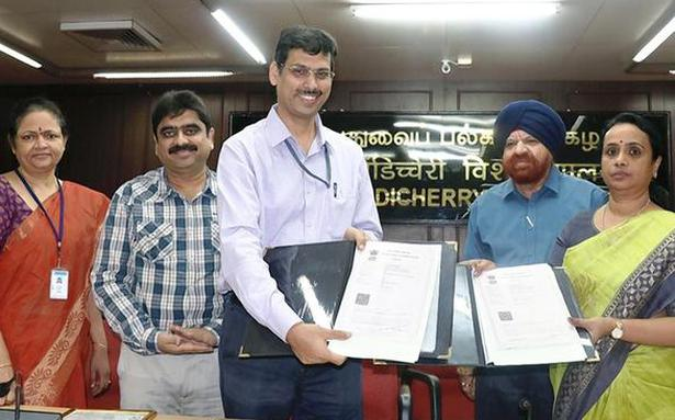 Varsity inks pact with ICSI to reward B. Com. toppers