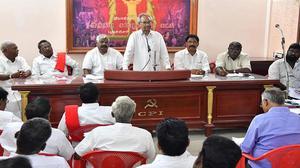 CPI demands disbursal of Deepavali bonus