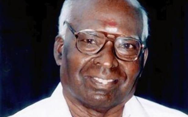 Kasilingam passes away