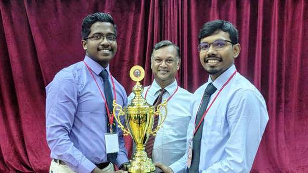 PIMS team wins quiz event