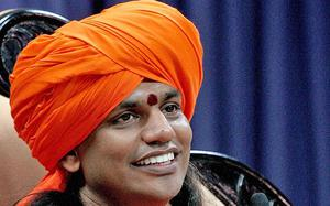 Daughters 'illegally confined' at Nithyananda's ashram in Ahmedabad, alleges Bengaluru couple