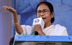 Politics live | Shame on BJP for creating panic over NRC in Bengal: Mamata