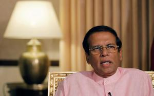 Sirisena says Bill to scrap death penalty is illegal