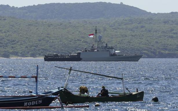 Indian Navy sends DSRV to assist Indonesian Navy in search of missing submarine