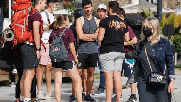 Coronavirus | Israel lifts public mask mandate, opens schools - The Hindu