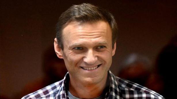 Navalny emerges in jail in Russia's Vladimir region, meets lawyers