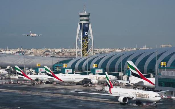 Two Airplanes Collide At Dubai'S Major Airport; No Accidents