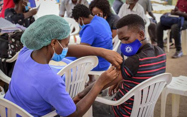 With more doses, Uganda takes vaccination drive to markets