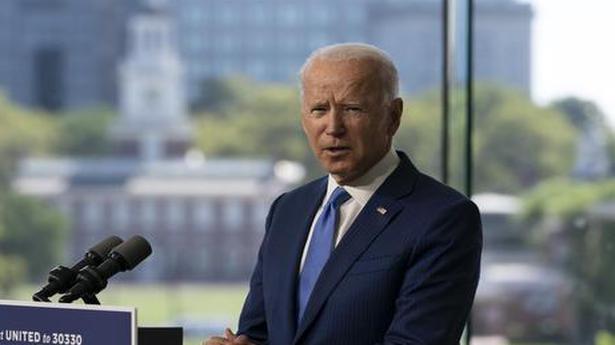Joe Biden blasts Trump's plan to push Supreme Court nominee ahead of election