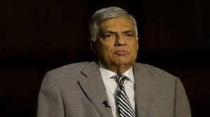 Bifurcation of J&K India's internal matter: Ranil Wickremesinghe