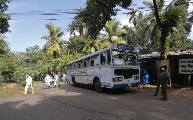 Fear of contracting COVID-19 led to Lanka prison riot: Probe panel