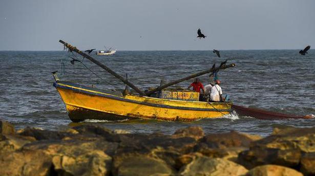 Three Sri Lankan boats apprehended off Kerala coast; narcotics seized