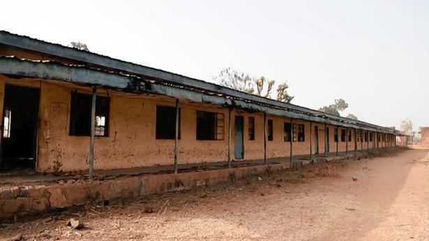 Gunmen abduct 317 girls of Nigeria school