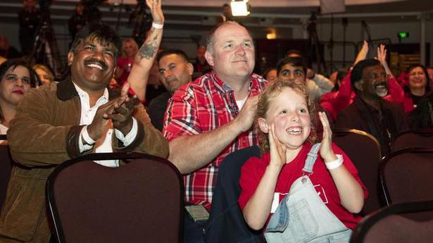PM Jacinda Ardern on track for landslide re-election win in New Zealand vote