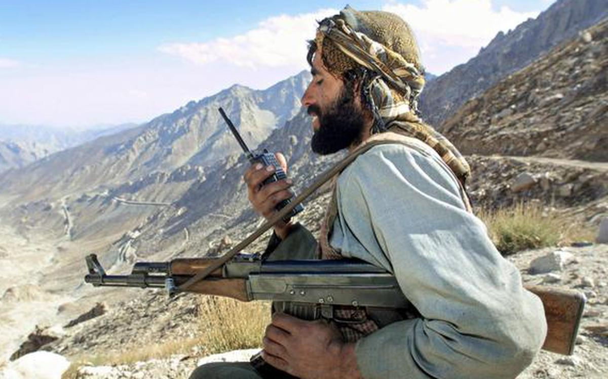 Taliban captures several districts in Afghanistan - The Hindu