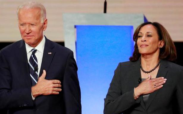 I know the pride you feel about Kamala Harris' nomination, Joe Biden tells Indian Americans in op-ed article