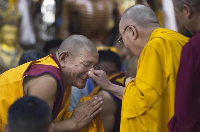 Dalai Lama's reincarnation should be chosen by Tibetans: US 08INTHVLRDALAILAMA