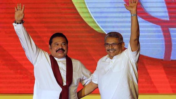 Mahinda Rajapaksa becomes Lanka's new prime minister