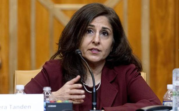 Indian-American Neera Tanden withdraws her nomination as President Biden's budget chief