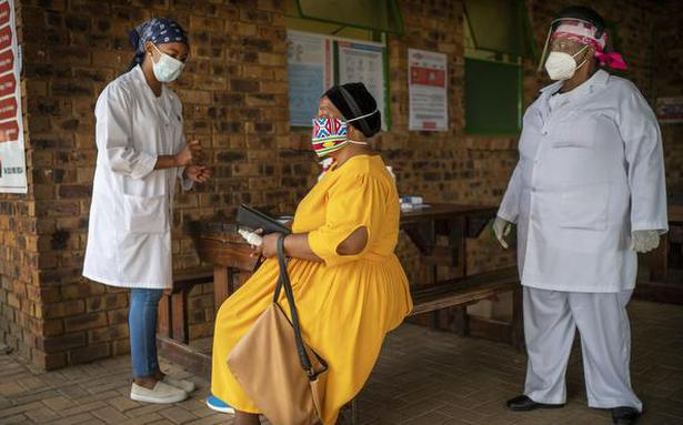 South Africa asks Serum Institute to take back 1 million vaccine doses, says report - The Hindu