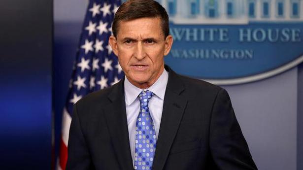 Trump pardons former adviser Flynn, who pleaded guilty in Russia probe