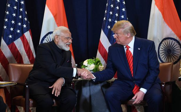 Trump expected to talk CAA, NRC and Kashmir in India: U.S. Officials image