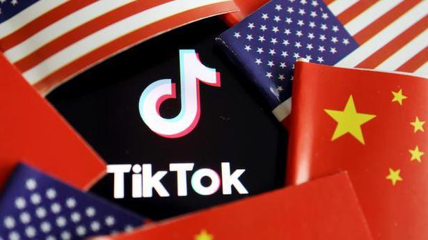 Working to make a decision on Tiktok, says Donald Trump