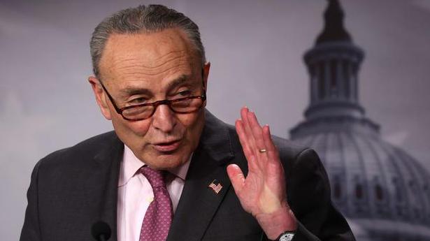 U.S. Senate boosts aid to small states in coronavirus relief bill